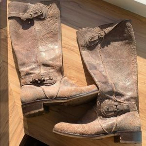 Cute Anthropologie boots